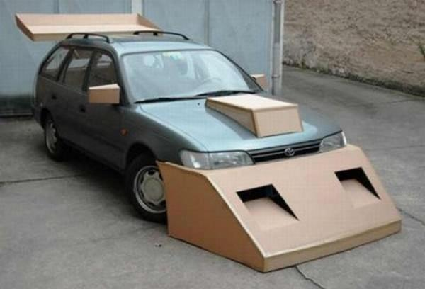 Funny-Car-Modification