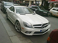 Mercedes SL550 (martinsla)