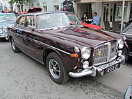 Rover P5 (Kingfisher)