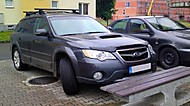 Subaru Outback 2,5 xt 250 hp (fan.mj)