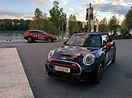 Mini John Cooper Works Convertible (junjor)