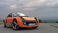 Smart Roadster soft top (junjor)