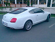 Bentley Continental GT (SeWo)
