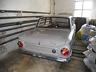 Ford Cortina 1966 (defender110)