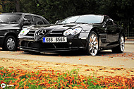 SLR Roadster (My Photogallery)