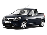 Dacia Sandero pick-up (martas2222)