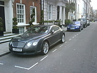 2 x Bentley Continental (ohen7us)