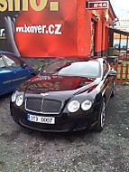 Bentley continental GT (HANYS92)