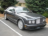Bentley Brooklands (Frenkie Doparoma)