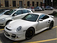 Porsche 911 997 Turbo TechArt (-george2-)