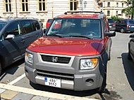 Honda Element (-george2-)