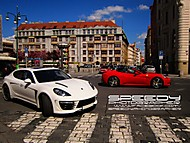 .:TopCar Stingray GTR & Ferrari California:. (speedy.photographer)