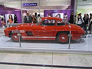 "Mercedes 300 SL ""Gullwing"" (martinsla)"