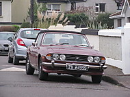 Triumph Stag V8 (Kingfisher)