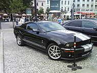 Shelby GT500 (Posthuman)