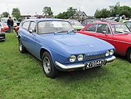 Reliant Scimitar GTE (SE5) (Kingfisher)
