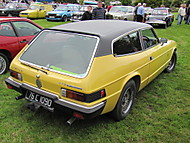 Reliant Scimitar GTE (SE6) (Kingfisher)