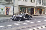 Replika Mercedes-Benz 500K Excalibur (hoskin)