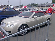 bentley continental GT (Pera2008)