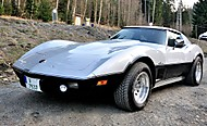 Chevrolet Corvette Stingray (azarro)