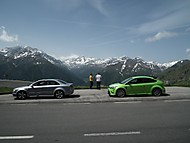 Alpy 2010 RS4 vs Focus RS (anton_cz1)