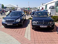 maybach vs. bmw (motor911)