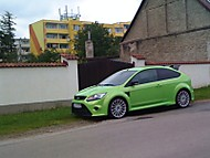Ford Focus RS (kysky)