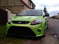 Ford Focus II fl. RS (kysky)