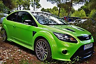Ford Focus RS (kolkyno)