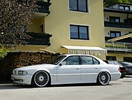 BMW 7 on Alpina wheels (tuner-xxx)