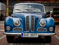 '63 BMW 502 V8 (CaddyIV.)