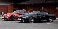 BMW M performance tour Ostravice 2014 (marv08)