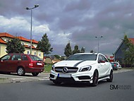 - Mercedes-Benz A45 AMG Edition 1 - (Cossie670)