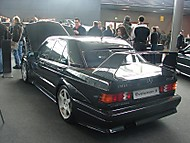 Mercedes Benz 190E Evolution II (Přemysl)