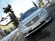 MB S600 Long (kysky)