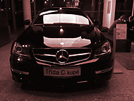 M-B C63 AMG coupe (johny.metal)