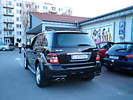 Mercedes-Benz ML63 AMG (pv33v)