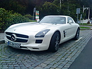Mercedes-Benz SLS AMG Coupe (Genetic)