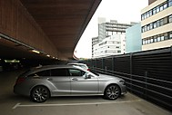 Mercedes-Benz CLS Shooting Brake (AudiS5)