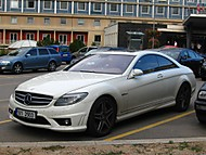 Mercedes-Benz CL63 AMG (-george2-)