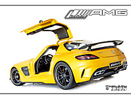 ..:: Mercedes-Benz SLS AMG Coupé Black Series ::.. (..mihals..)
