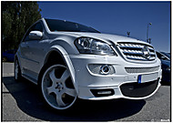 Mercedes Benz Ml 63 AMG (-alonso-)