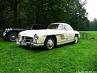 Mercedes-Benz 300SL Gullwing (1955) (lazlo02)