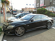 Mercedes CL65 AMG (Posthuman)
