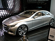 Mercedes Benz Dezign 1 (Genetic)