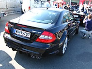Mercedes - Benz  CLK63 AMG Black Series (-george-)