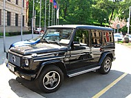 Mercedes-Benz G55 AMG (-george-)