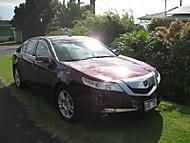 2011 Acura TL (San Sebastian)
