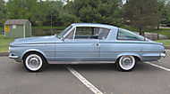 1964 Plymouth Barracuda (igorcas)