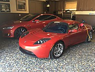 Tesla Roadster & Model S (igorcas)
